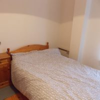 Double room in Carman's Hall