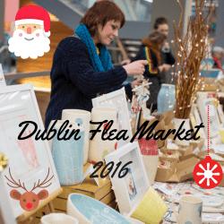 Flea Christmas market