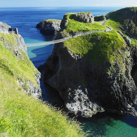 places to go in ireland