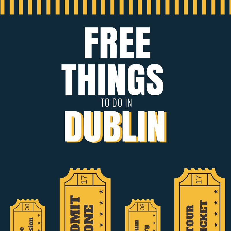 Actividades gratuitas en Dublín