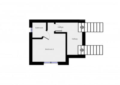 1st Floor Room 3 Plant
