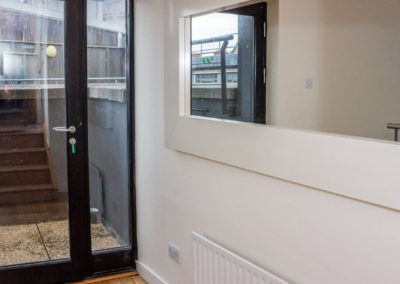 Corridor 1 Floor + Balcony
