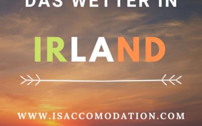 Das Wetter in Irland