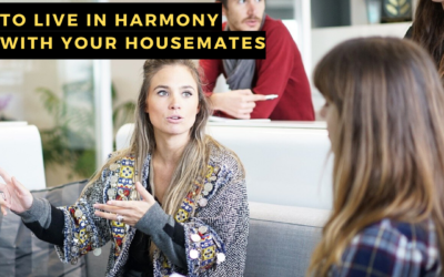6 Rules to Live in Harmony in a Student Residence