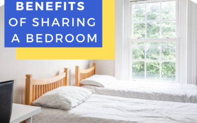 The Top 9 Benefits of Sharing a Bedroom
